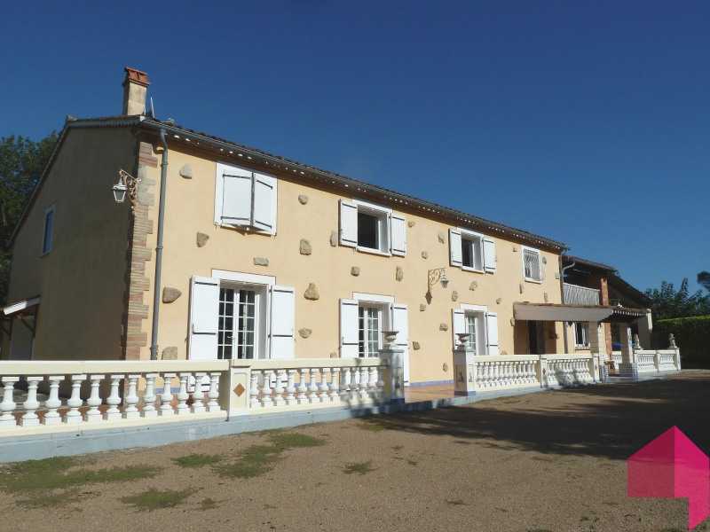 Deluxe sale house / villa Caraman 399 000€ - Picture 1