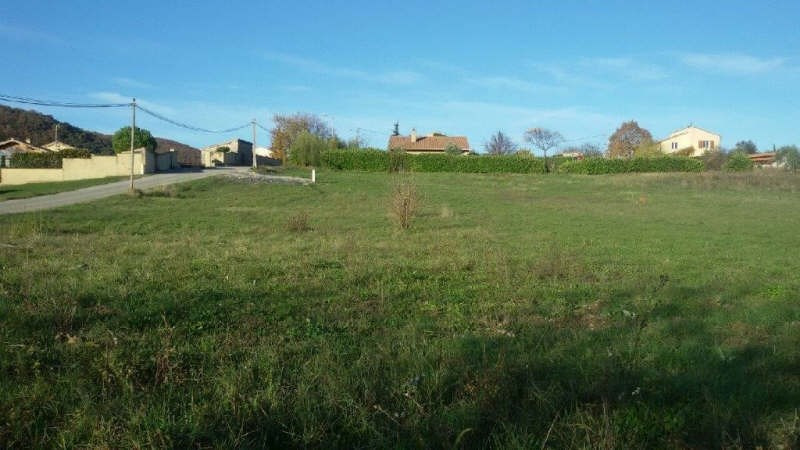 Vente terrain Chomérac 112 000€ - Photo 3