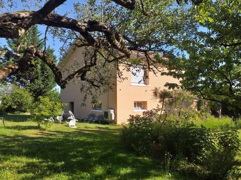 Vente maison / villa Toussieu 270000€ - Photo 1