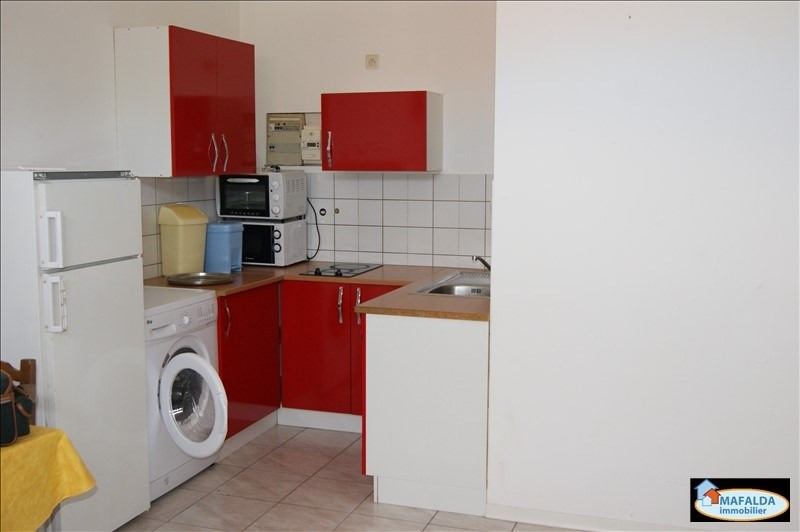 Vente appartement Mont-saxonnex 99 000€ - Photo 1