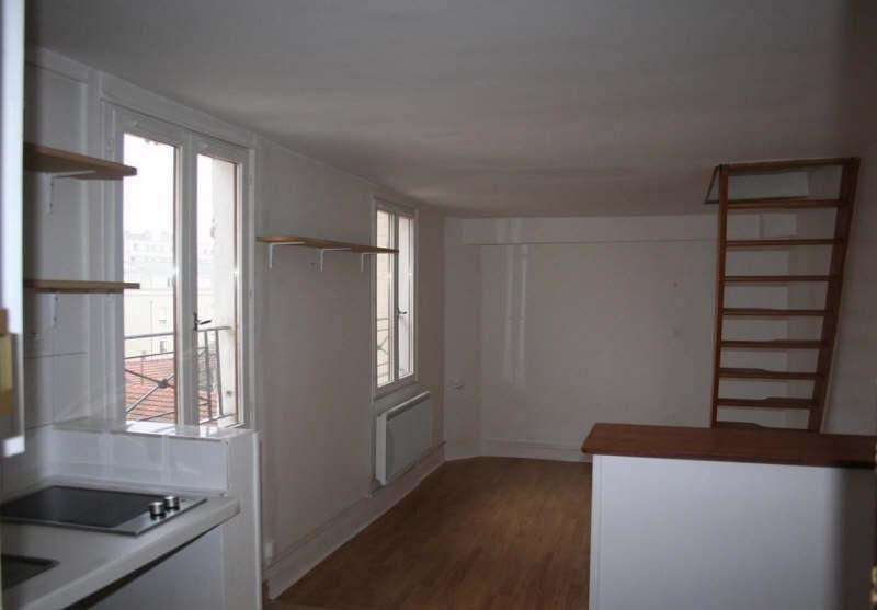 Sale apartment Nogent sur marne 158 000€ - Picture 1