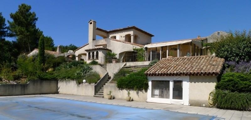 Vente de prestige maison / villa Peyrins 890000€ - Photo 1