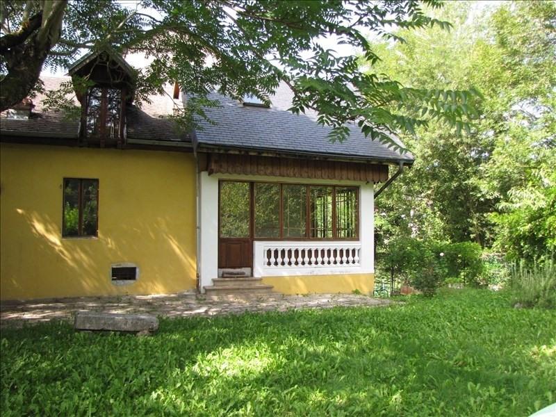 Sale house / villa Alby sur cheran 385000€ - Picture 1