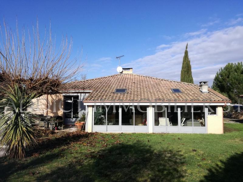 Vente maison / villa Secteur pechbonnieu 342000€ - Photo 1