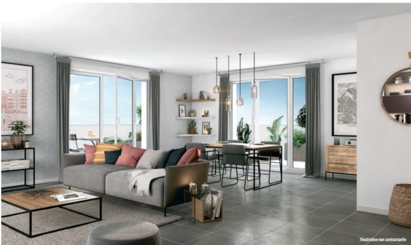 Sale apartment Villeurbanne 243000€ - Picture 3