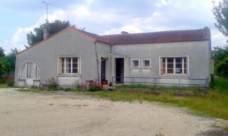 Vente maison / villa St fraigne 47300€ - Photo 1