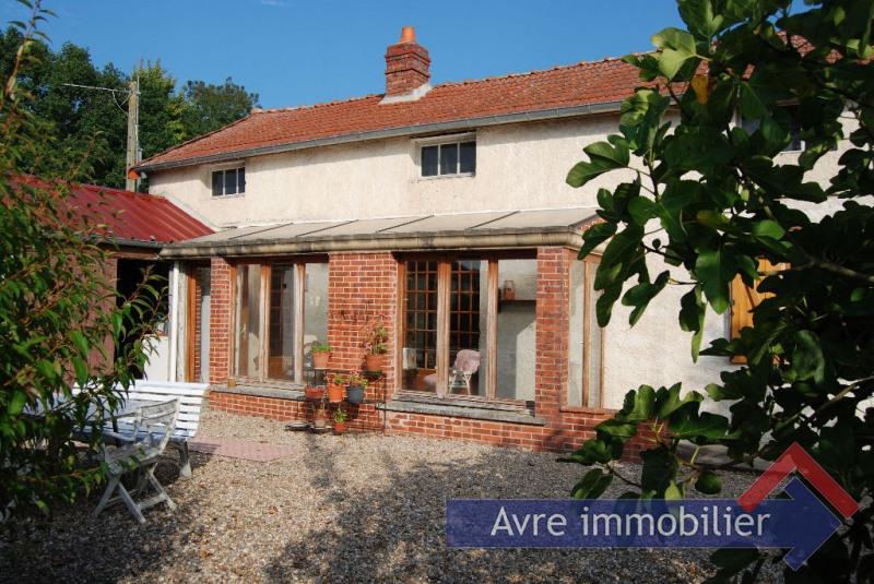 Vente maison / villa Verneuil d'avre et d'iton 101000€ - Photo 1