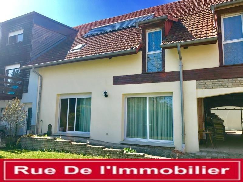 Vente maison / villa Offendorf 369000€ - Photo 1