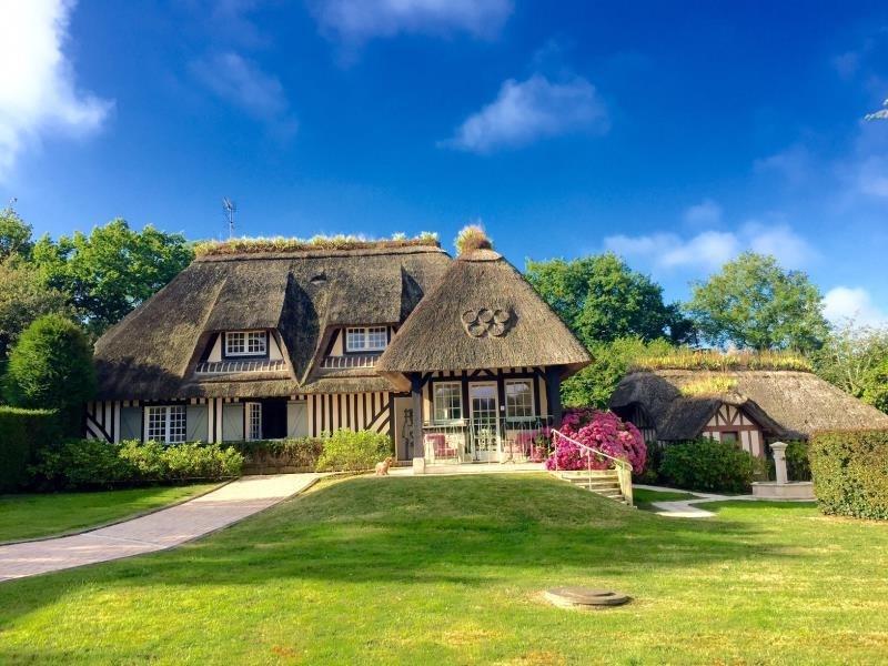 Vente de prestige maison / villa Villers sur mer 735000€ - Photo 1