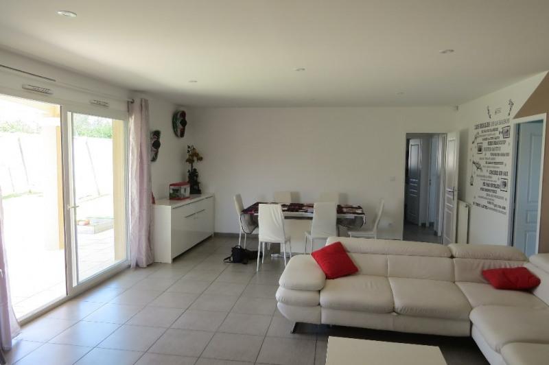 Vente maison / villa Villette d'anthon 384000€ - Photo 4