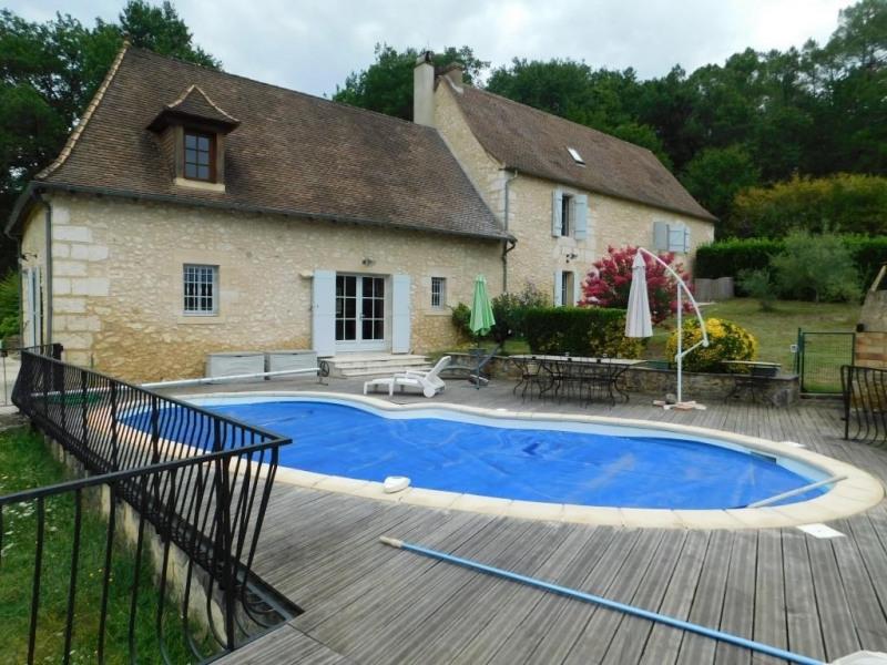 Vente maison / villa Lamonzie montastruc 472500€ - Photo 2