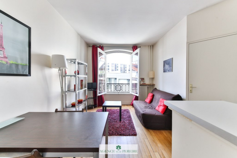 Sale apartment Paris 17ème 379 000€ - Picture 3