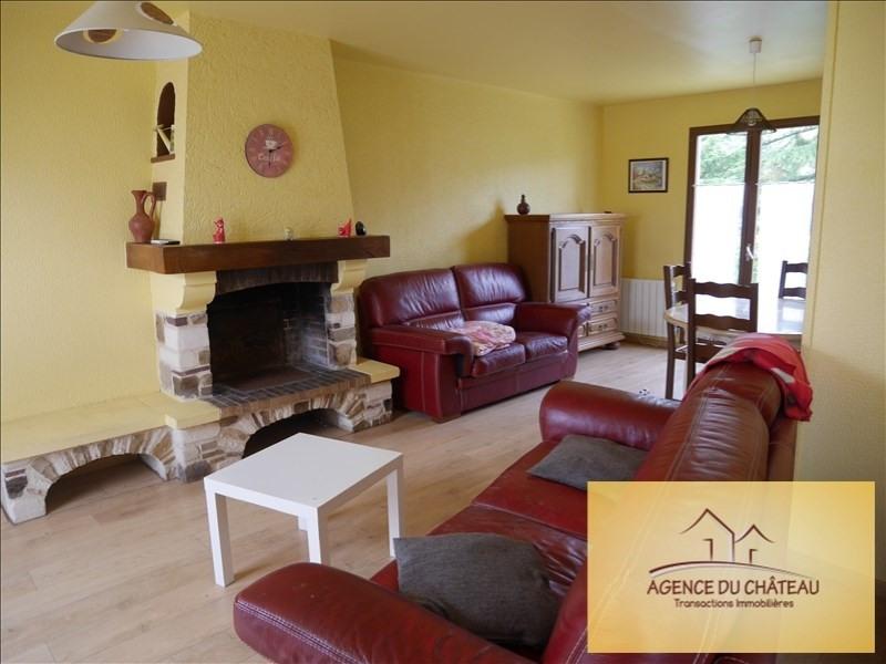 Revenda casa Auffreville brasseuil 270000€ - Fotografia 3