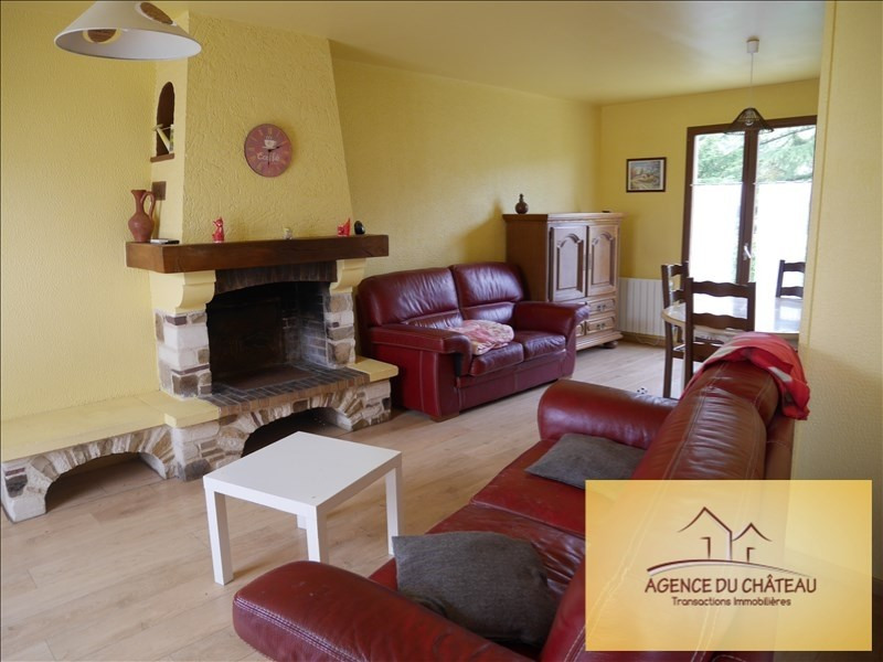Sale house / villa Auffreville brasseuil 270000€ - Picture 3