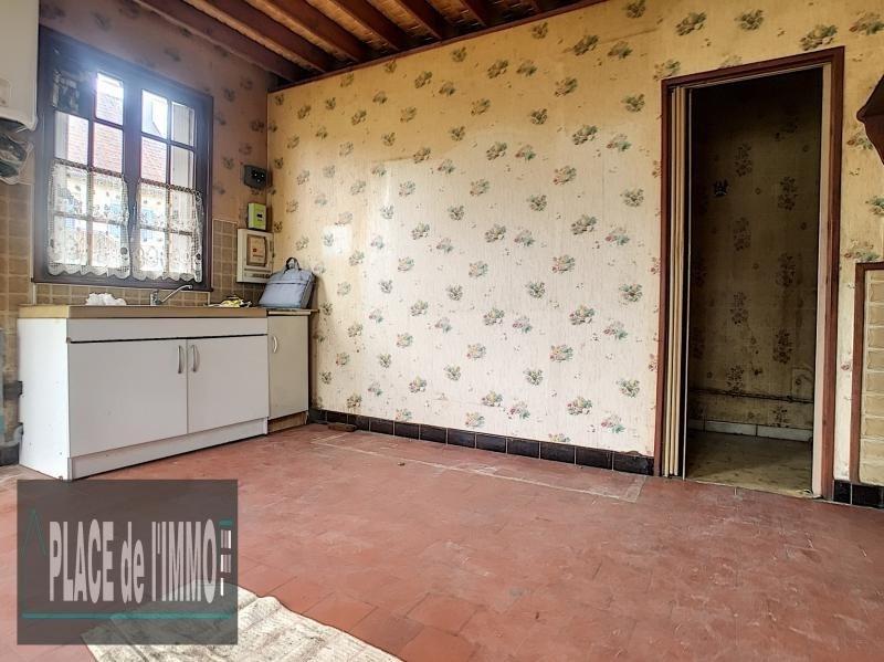 Vente maison / villa St riquier 50000€ - Photo 5