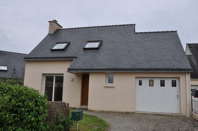 Rental house / villa Lannilis 670€ CC - Picture 2