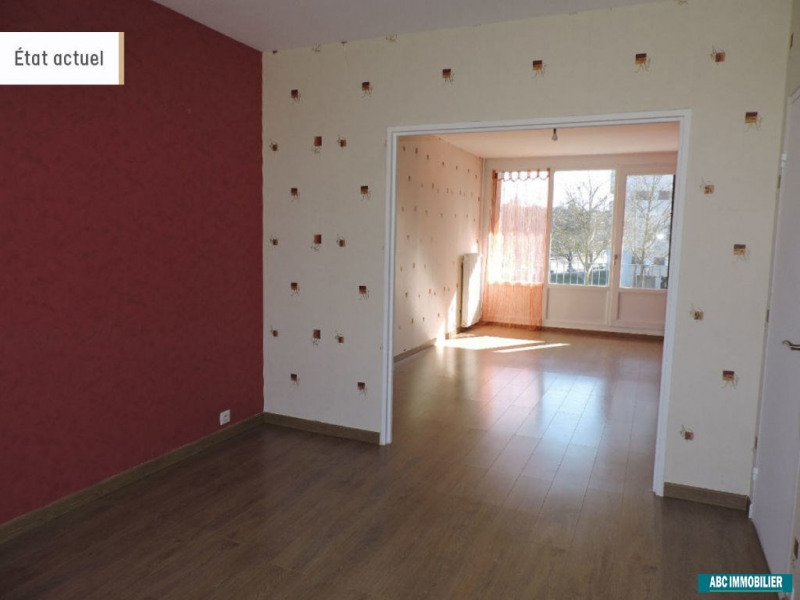 Vente appartement Limoges 70 850€ - Photo 2