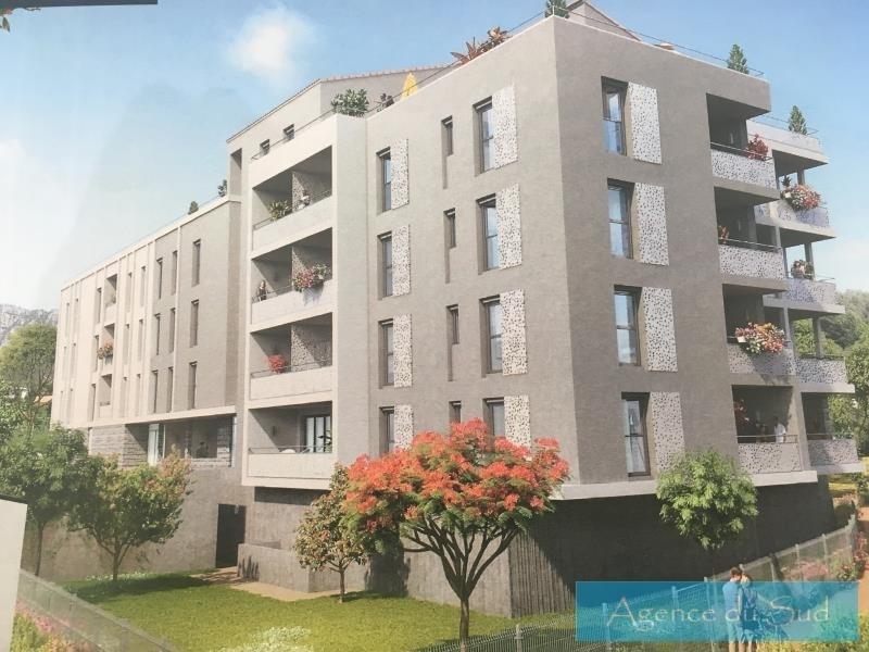 Vente appartement Roquevaire 170000€ - Photo 2