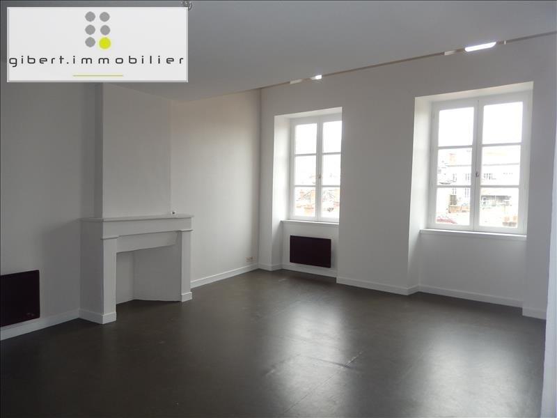 Location appartement Le puy en velay 365€ CC - Photo 1