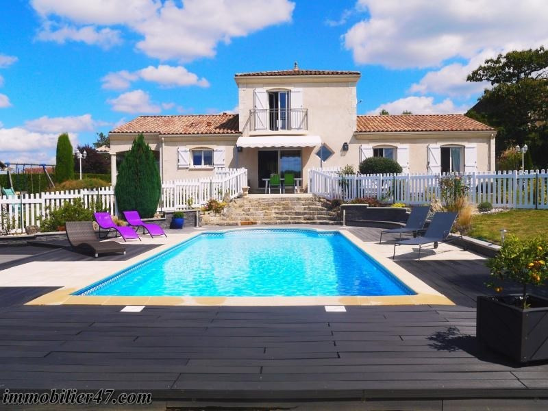 Deluxe sale house / villa Colayrac st cirq 395000€ - Picture 1