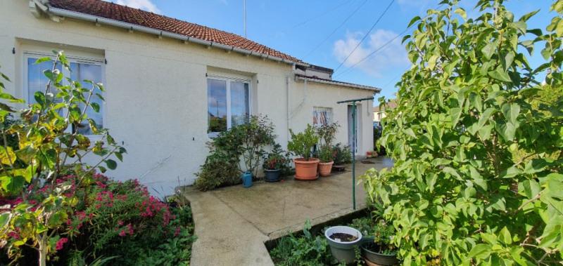 Sale house / villa Thourotte 132000€ - Picture 1