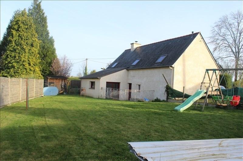 Sale house / villa Marcillé-raoul 160500€ - Picture 1
