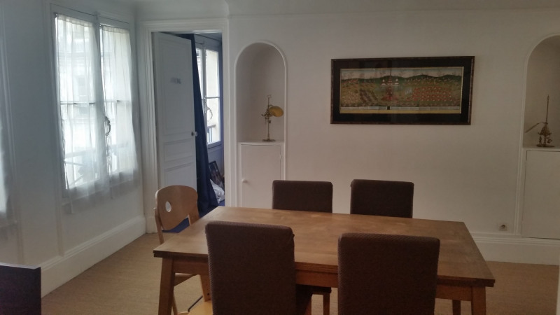 Rental apartment Paris 9ème 2 641€ CC - Picture 6