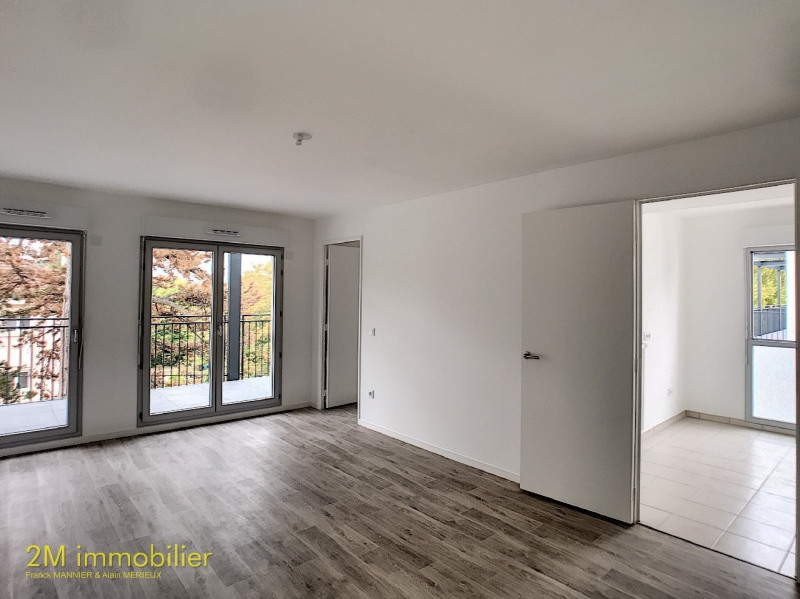 Rental apartment Melun 890€ CC - Picture 2