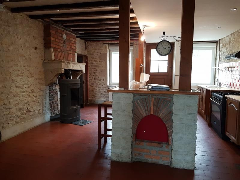 Vente maison / villa Germigny sur loire 103 000€ - Photo 4