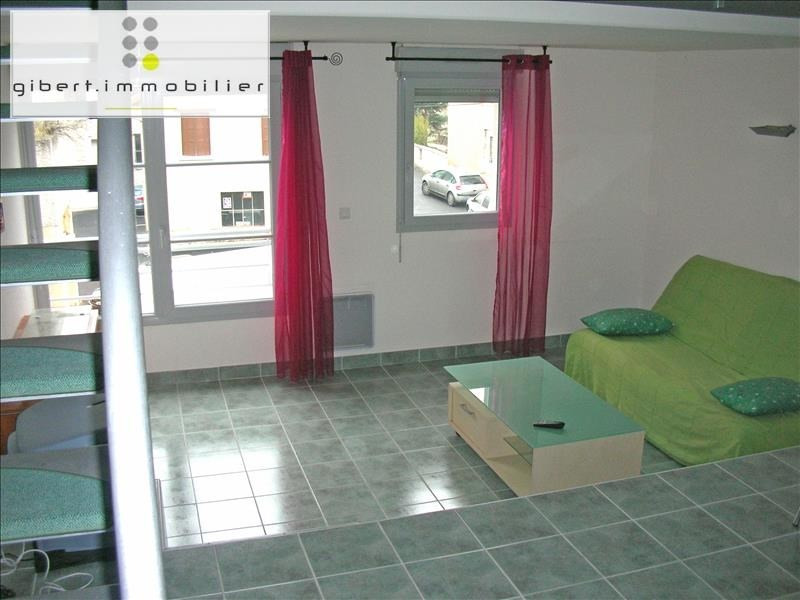 Location appartement Le puy en velay 406,79€ CC - Photo 1