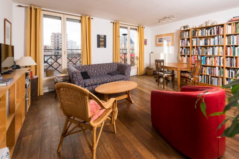 Sale apartment Lyon 6ème 498000€ - Picture 1
