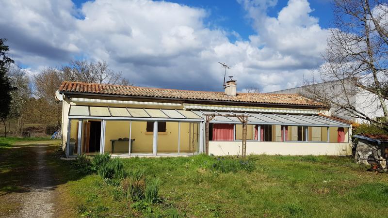 Vente maison / villa Cercoux 101000€ - Photo 2