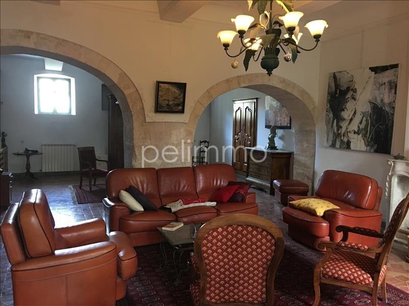 Vente de prestige maison / villa La fare les oliviers 840000€ - Photo 6