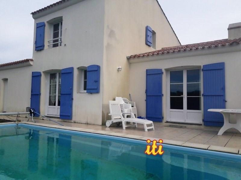 Vente maison / villa Chateau d olonne 333000€ - Photo 1
