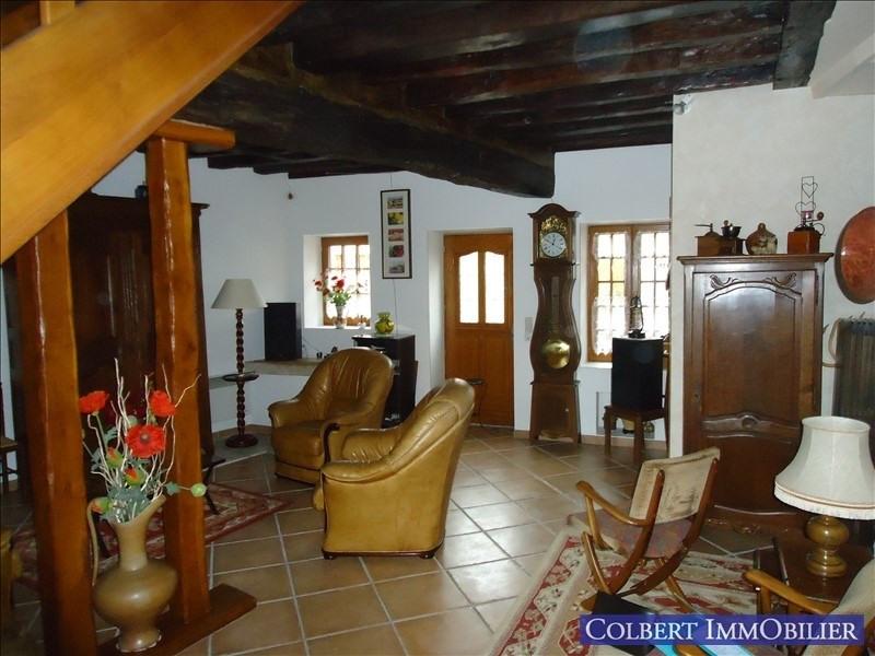 Venta  casa Cravant 139000€ - Fotografía 6