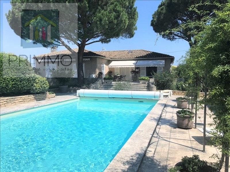 Deluxe sale house / villa Cavaillon 575000€ - Picture 2