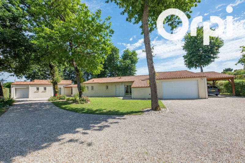 Vente de prestige maison / villa La tremblade 589900€ - Photo 1