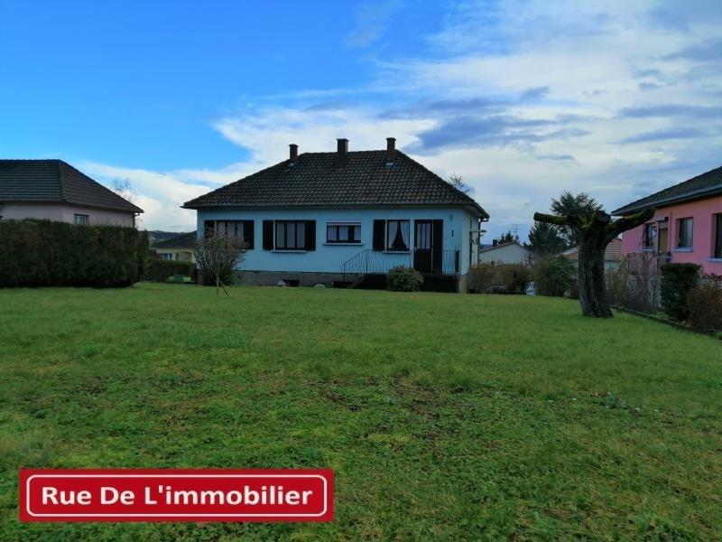Vente maison / villa Niederbronn les bains 201400€ - Photo 2