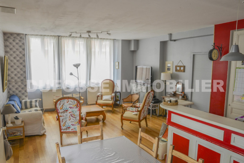 Vente appartement Villeurbanne 269000€ - Photo 1