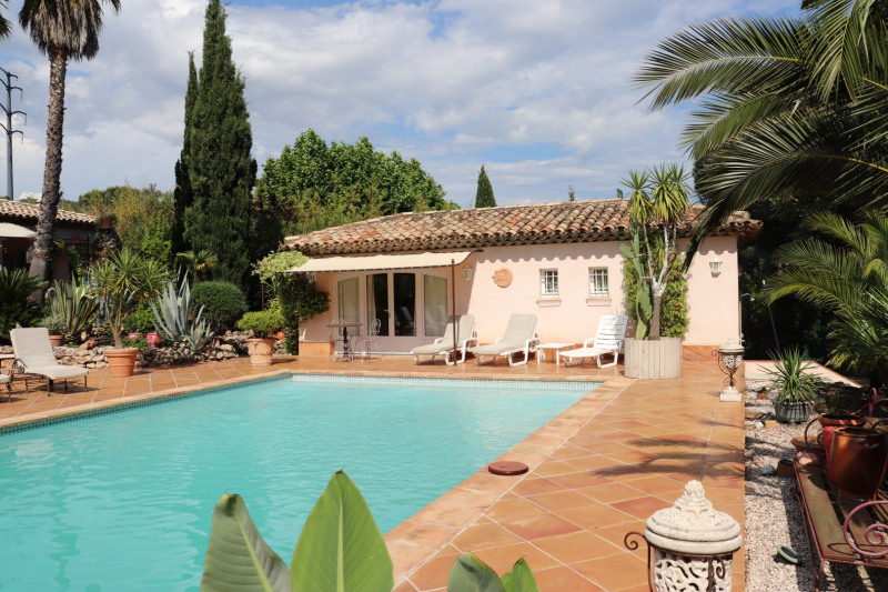 Vacation rental house / villa Grimaud 5 000€ - Picture 2