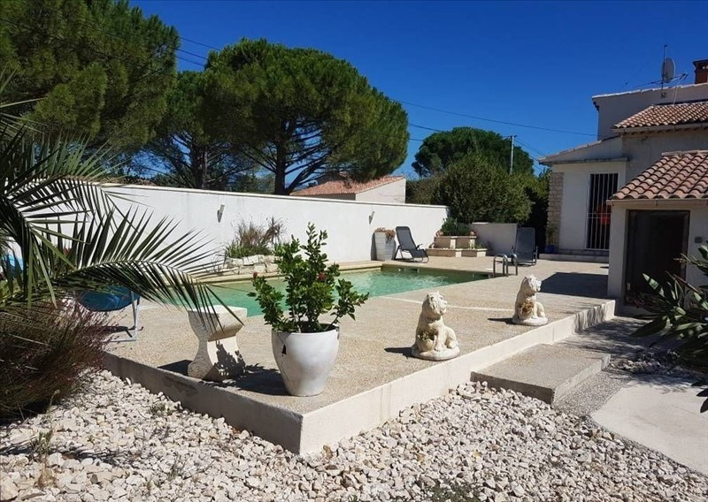 Vente maison / villa Carpentras 380 000€ - Photo 4