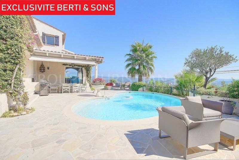 Vente de prestige maison / villa Mandelieu 1190000€ - Photo 1