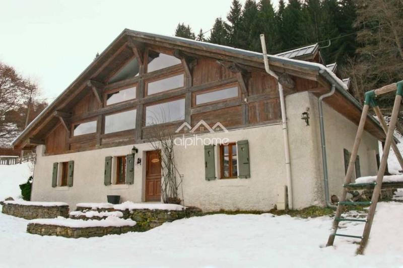 Deluxe sale house / villa Saint gervais les bains 1050000€ - Picture 4