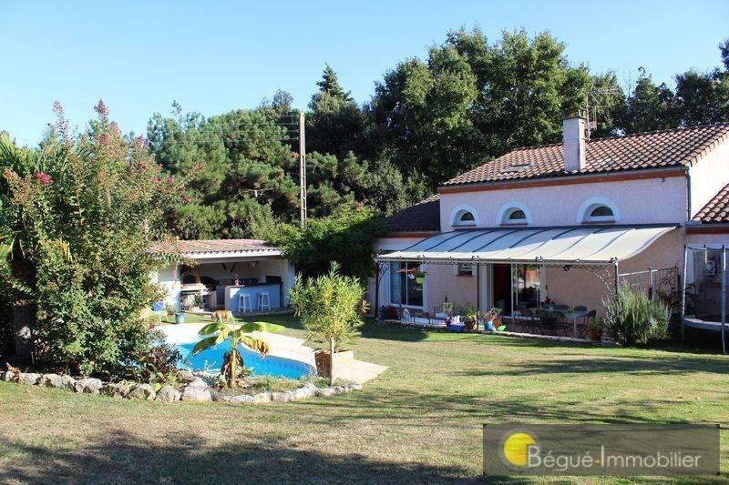 Sale house / villa Pibrac 528000€ - Picture 1