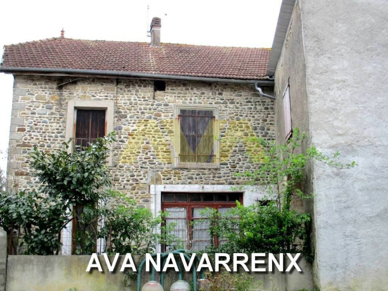 Vente maison / villa Navarrenx 95 000€ - Photo 1