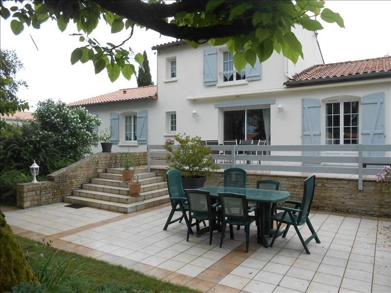 Vente maison / villa St maxire 313500€ - Photo 1
