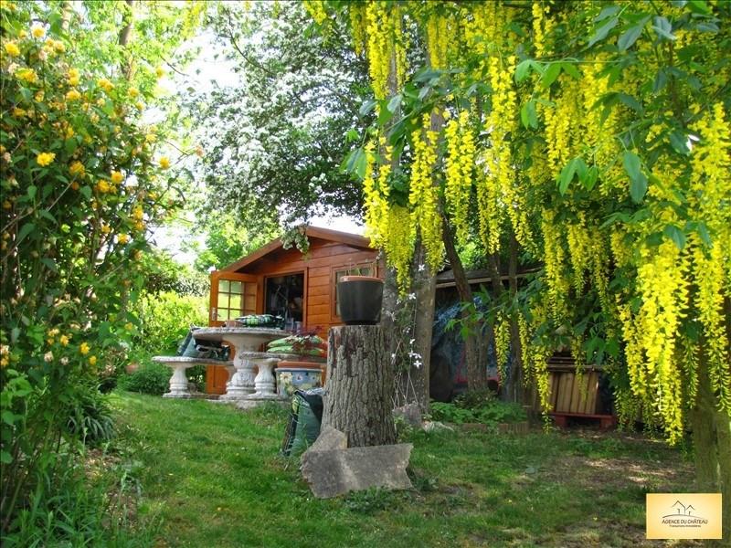 Sale house / villa Villette 368000€ - Picture 2