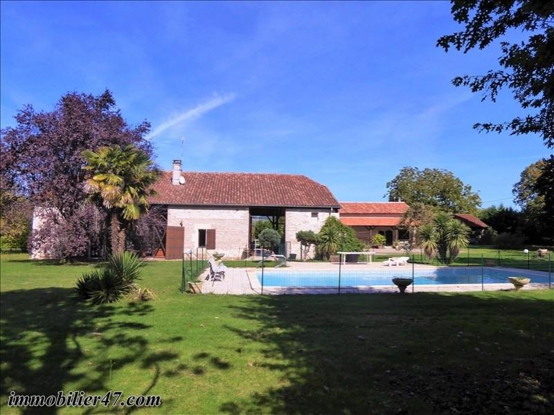 Vente maison / villa Castelmoron sur lot 449500€ - Photo 1