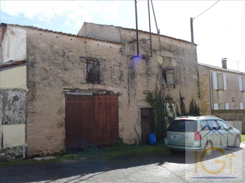 Sale house / villa Surgeres 55000€ - Picture 1