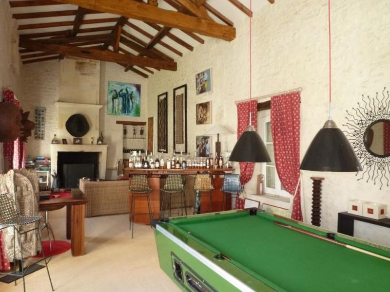 Deluxe sale house / villa Cherves richemont 780000€ - Picture 6